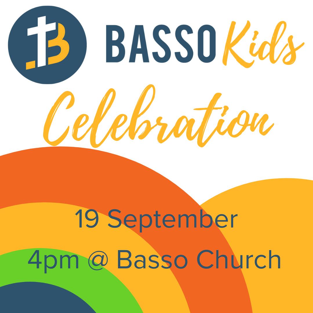 Basso Kids Celebration