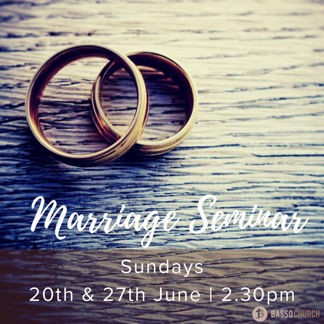Marriage Seminar (3)