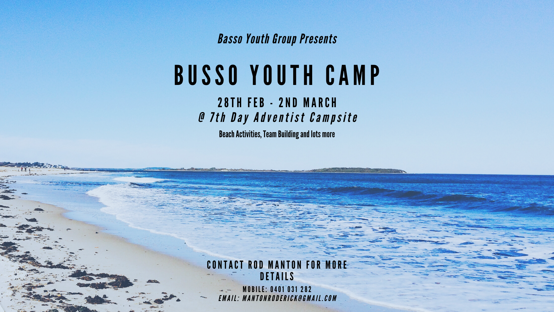 Busso Youth Camp