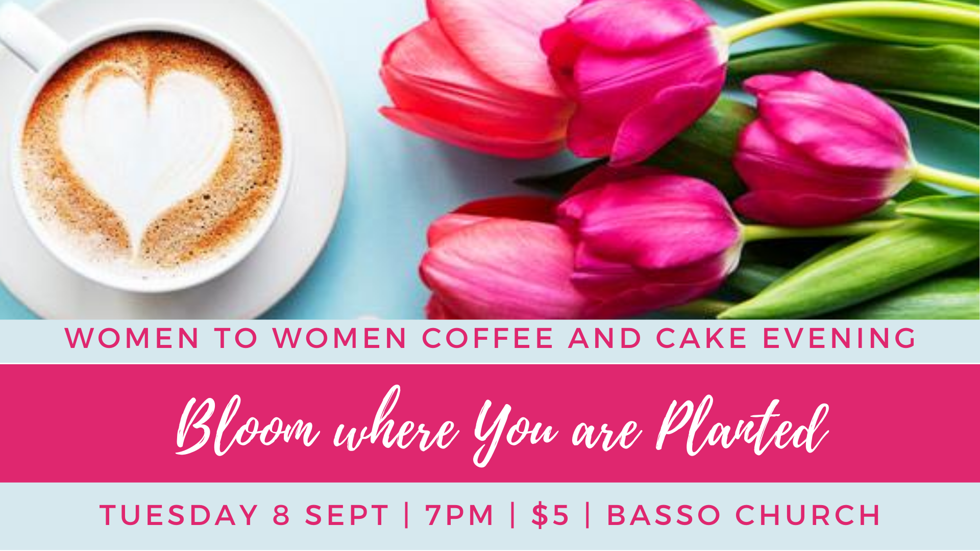 Women's Coffee and Cake Evening