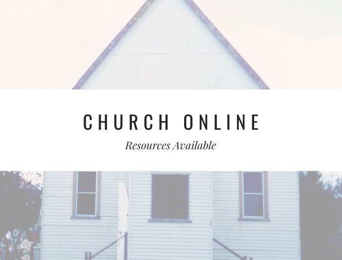 CHURCH ONLINE-Home Page image